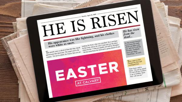 He Is Risen | Boulder Campus Image