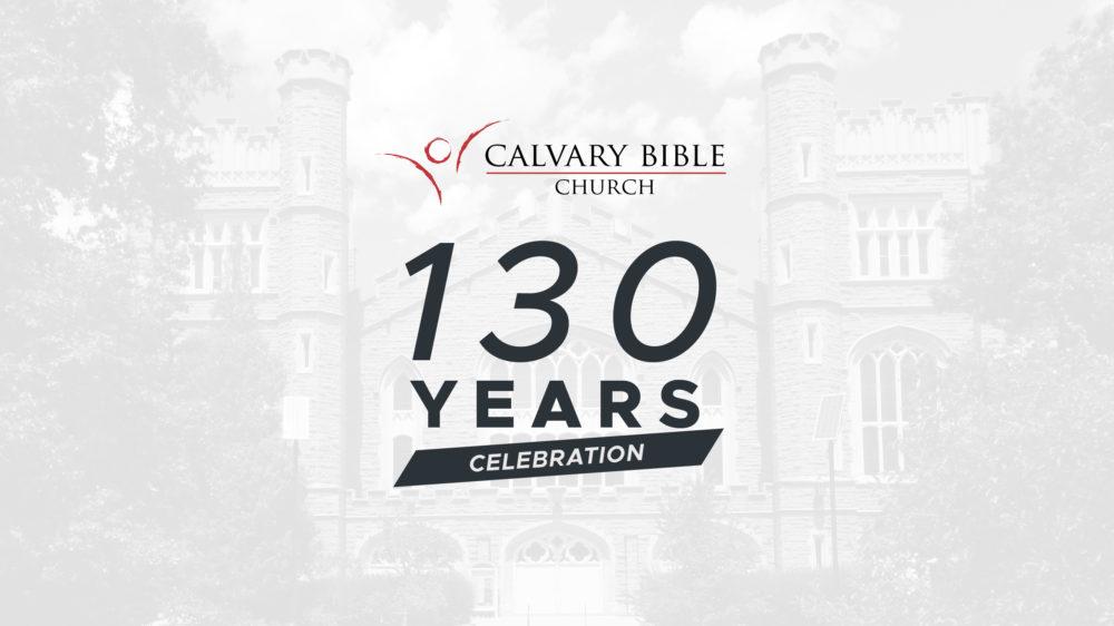 130 Years Celebration