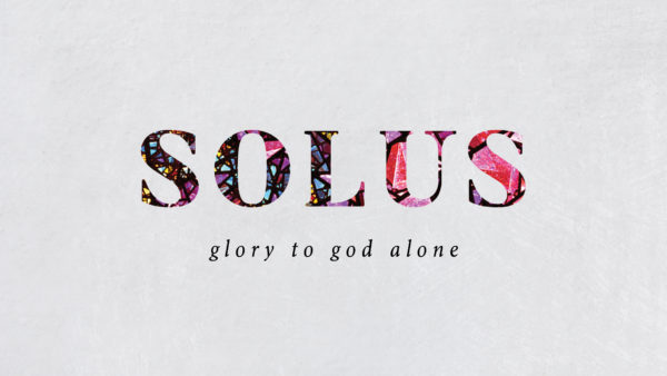 Scripture Alone | Erie Campus Image