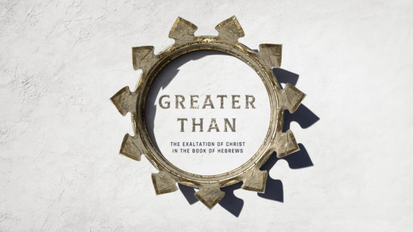 A Greater Rest and a Greater Obedience Image
